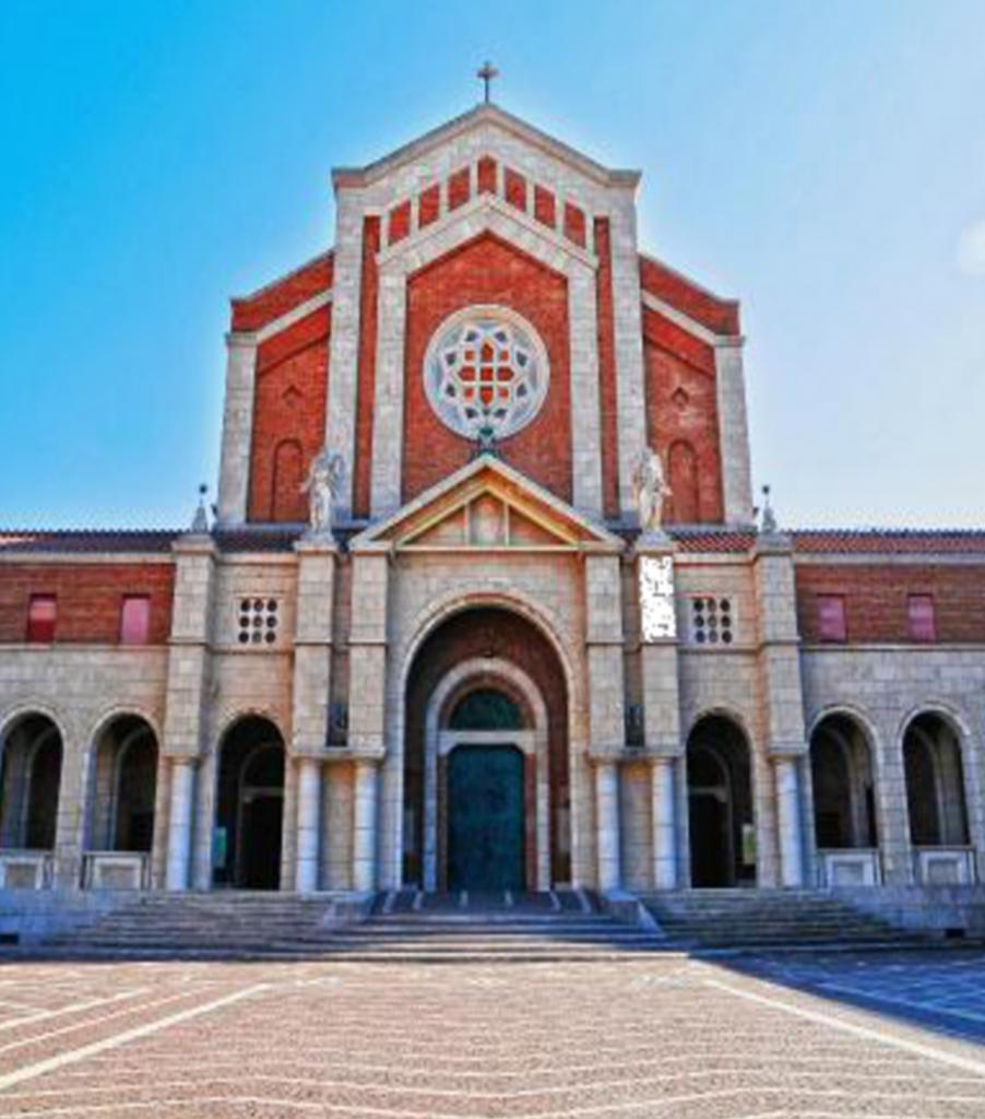 Santuario N.S. Delle Grazie e Santa Maria Goretti